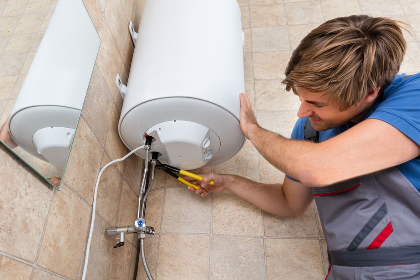 We'll repair your water heater no matter if it's gas, electric, or tankless.