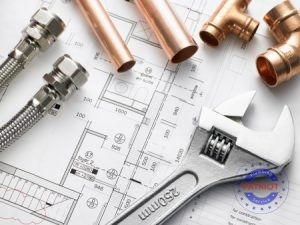 Plumbing Construction Plans and Equipment