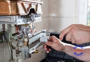 Repairing a Gas Water Heater
